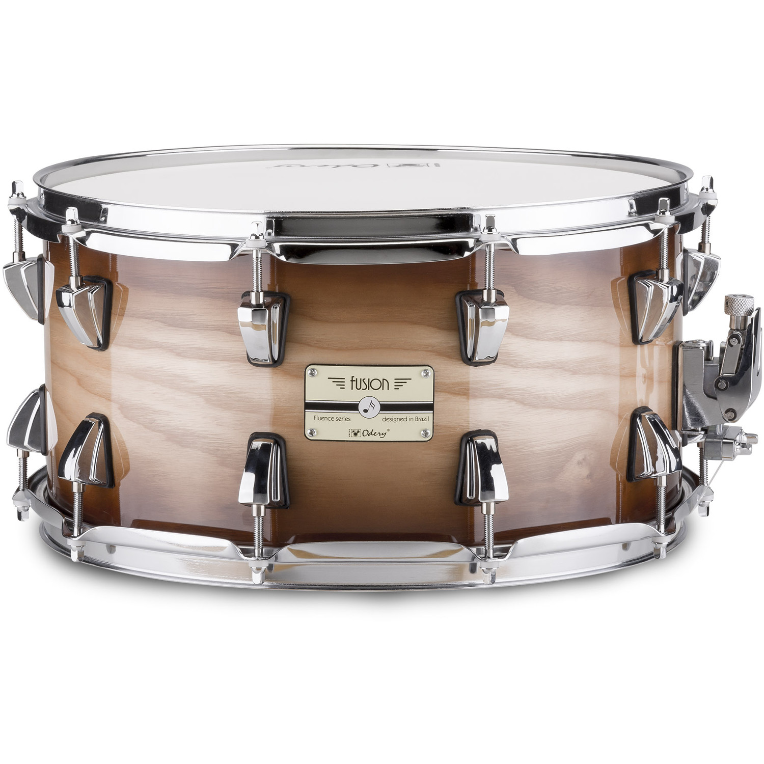 Odery Fluence 14 x 7 inch snare drum, Magma Vintage