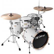 Odery FL200 Jam Session White Ash 5-piece shell set with hardware