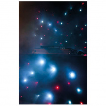 Showtec Stardrape DJ LED curtain set