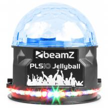 BeamZ PLS10 Jellyball party light with Bluetooth speaker and battery