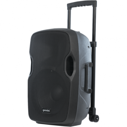 Gemini AS-12TOGO 12-inch portable PA system