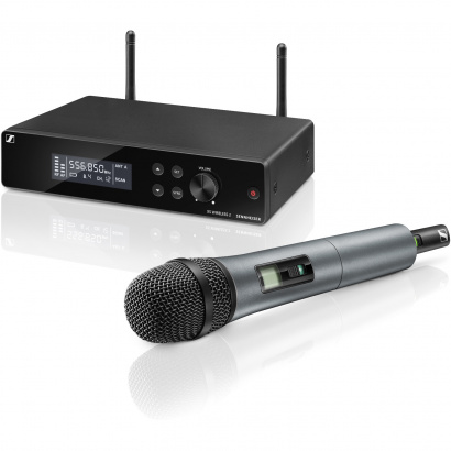 (B-Ware) Sennheiser XSW 2-835 Wireless Vocal-Set, dynamisch (E: 606 - 630 MHz)