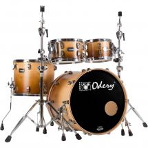 Odery EYE125 Eyedentity Maple Imbuia Fade 5-piece shell set