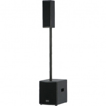 Schertler DIGIT BABY EXTENSION line-array PA system 300W