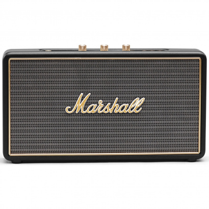 (B-Ware) Marshall Lifestyle Stockwell tragbarer Bluetooth-Speaker