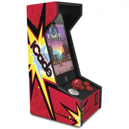 ION iCade Jr. arcadecontroller voor iPhone en iPod Touch