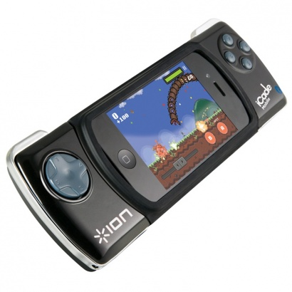 ION iCade Mobile gamecontroller voor iPhone en iPod Touch