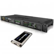 Motu HDX-SDI Audio-Video Interface (ExpressCard Version)
