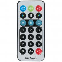 Showtec remote control