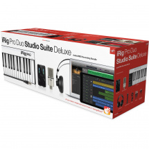 (B-Ware) IK Multimedia iRig Pro Duo Studio Suite Deluxe Producer-Set