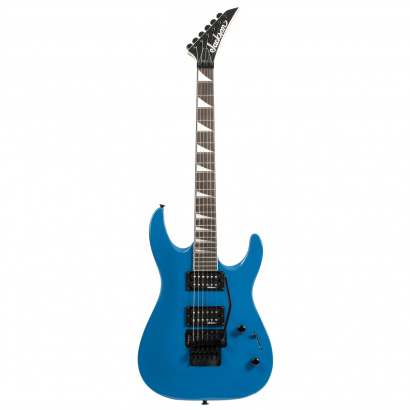 (B-Ware) Jackson JS32 Dinky Arch Top Bright Blue  E-Gitarre