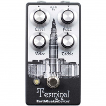 EarthQuaker Devices Terminal V2 fuzz effects pedal