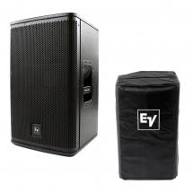Electro-Voice ELX 112P active speaker + protective cover