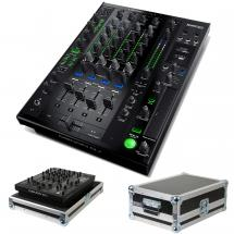 Denon DJ X1800 Prime DJ mixer + flight case