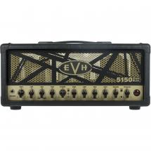 EVH 5150III 50W EL34 tube guitar amplifier head, 50W, black