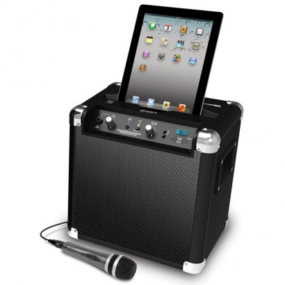 ION Tailgater Bluetooth-Soundsystem, schwarz