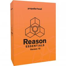 Propellerhead Reason 10 Essentials production software (French)