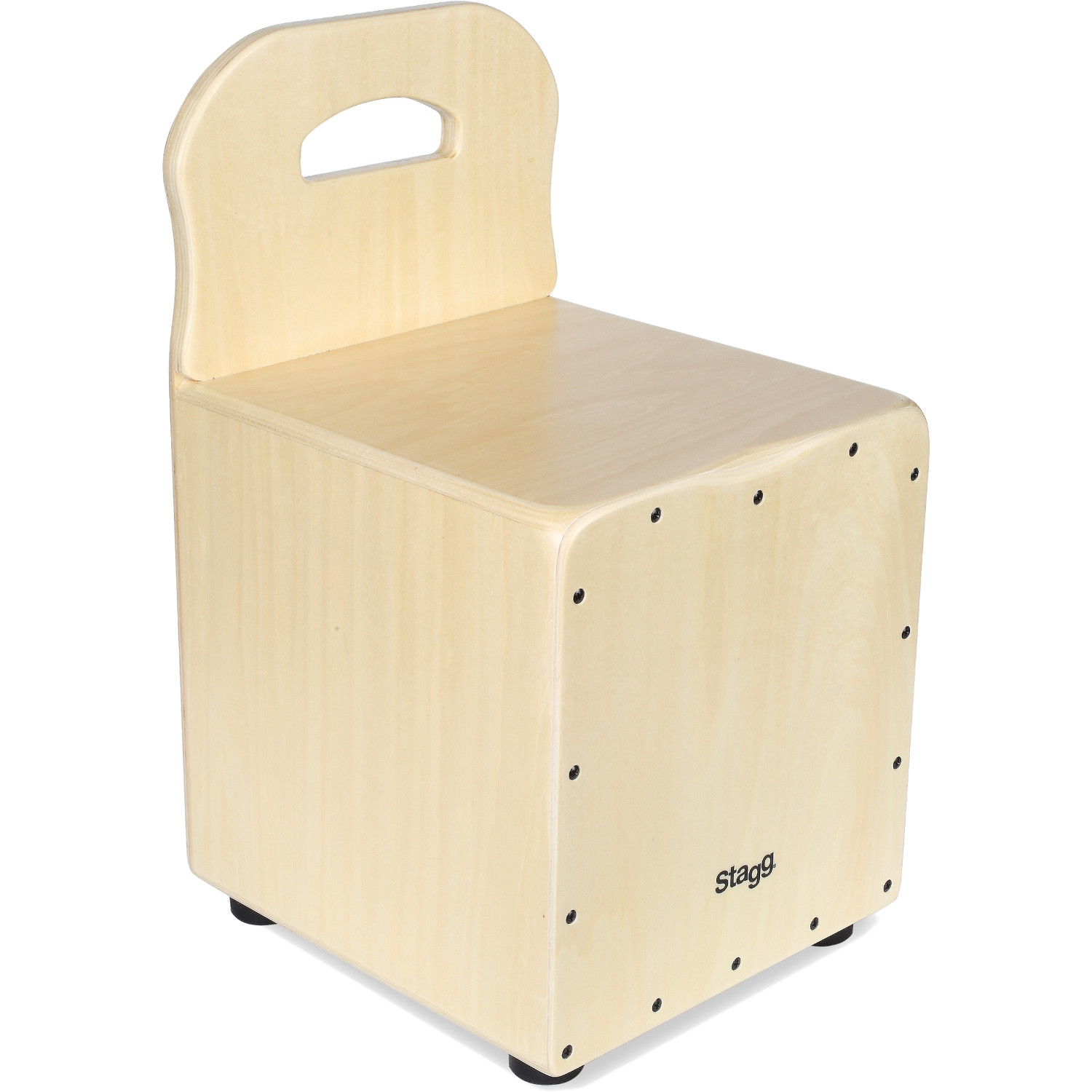 Stagg CAJ KID N children's cajon with back support