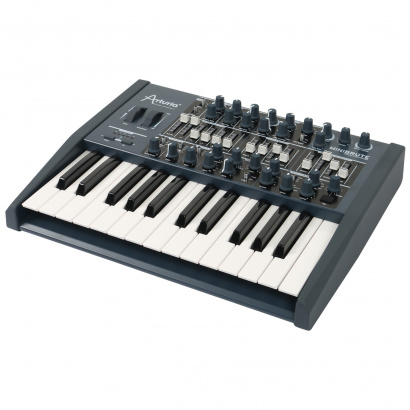 Arturia MiniBrute Synthesizer-Keyboard