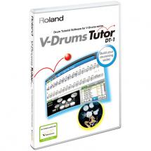 Roland DT-1 V-Drums Tutor Schulungs-Software