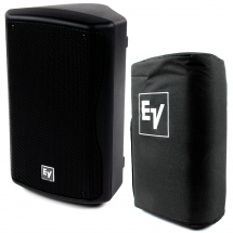 Electro-Voice ZXA1-90B 8-inch active speaker + protective cover