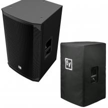 Electro-Voice EKX-15P 15-inch active speaker + protective cover
