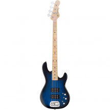(B-Ware) G&L Tribute L-2000 E-Bass, Blueburst