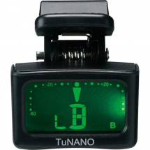 Ibanez TuNANO chromatic clip-on tuner