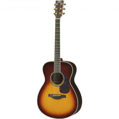 (B-Ware) Yamaha LS16 ARE Brown Sunburst akustische Westerngitarre