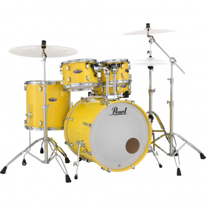 (B-Ware) Pearl DMP925S/C228 Decade Maple Solid Yellow Schlagzeug