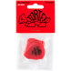 Dunlop Tortex Standard 0.50mm 12-pack Plektren 0,50 mm, rot (12er Set)