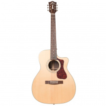 (B-Ware) Guild OM-150CE Natural Westerly Westerngitarre mit Tonabnehmer
