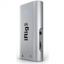 (B-Ware) IK Multimedia iRig UA mobiles Interface für Android