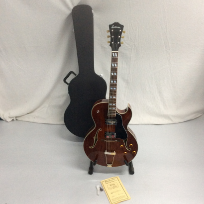 (B-Ware) Eastman AR372CE Performance Archtop - Classic Brown