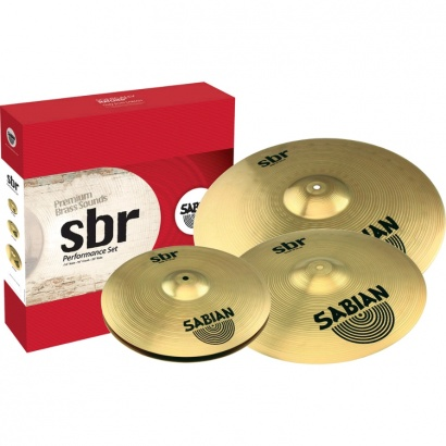 Sabian SBR5003 SBR Performance Set Beckenset