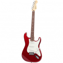 (B-Ware) Fender Standard Stratocaster Candy Apple Red PF