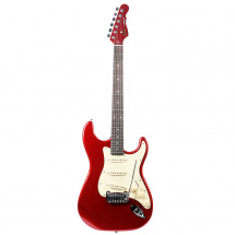 (B-Ware) G&L Tribute Legacy E-Gitarre, Candy Apple Red