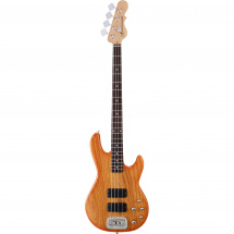 (B-Ware) G&L Tribute M-2000 E-Bass Honeyburst
