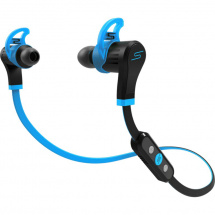 (B-Ware) SMS Audio Sync by 50 In-Ear Wireless Sport Kopfhörer Blue