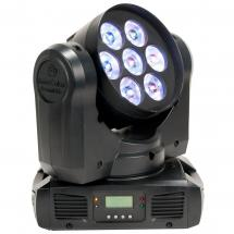 (B-Ware) American DJ Inno Color Beam Quad 7 RGBW LED Moving Head