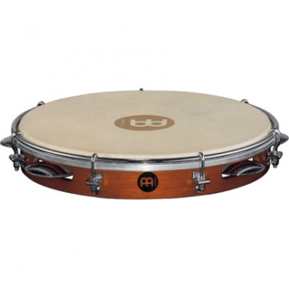 (B-Ware) Meinl PA12CN-M Traditional Wood Pandeiro