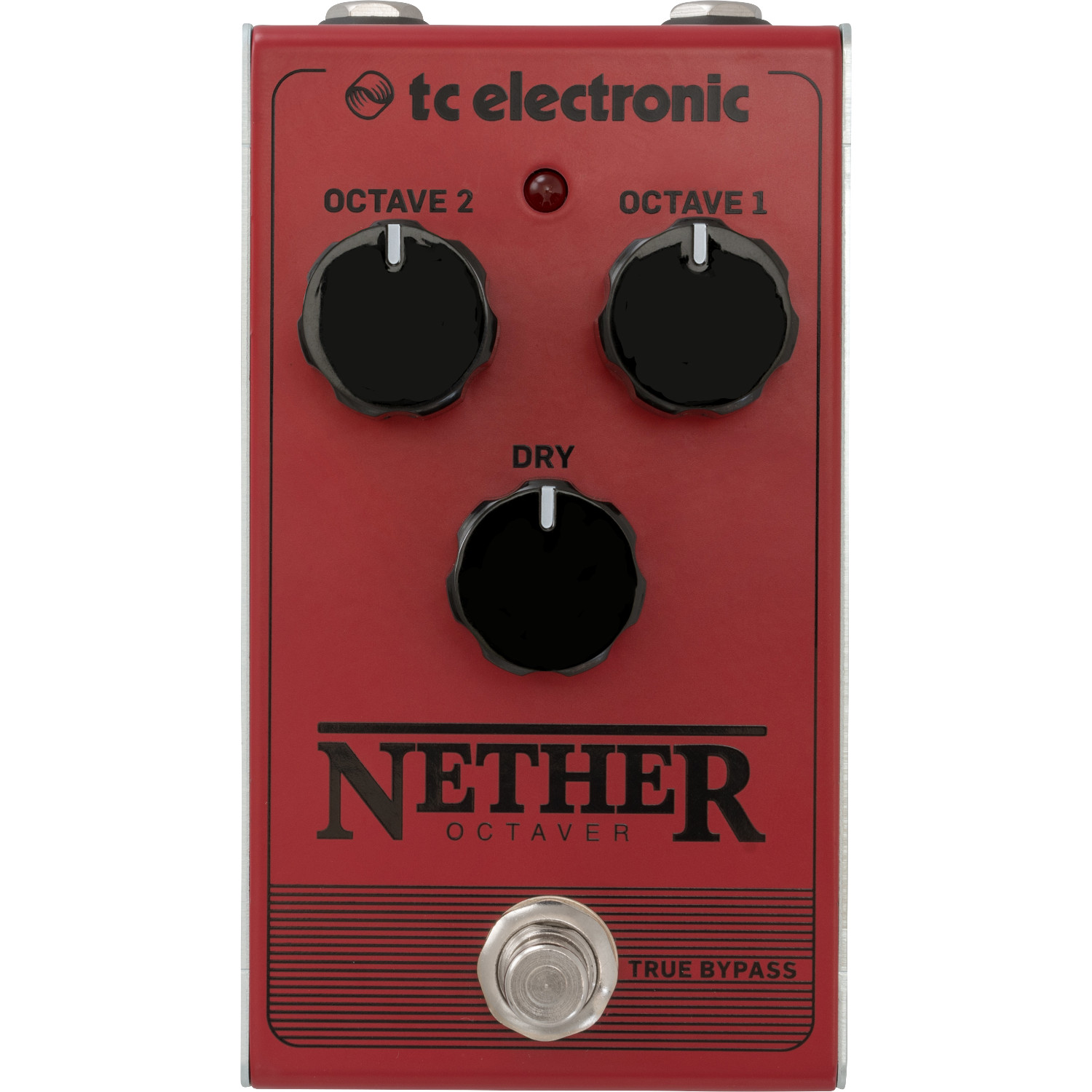 TC Electronic Nether Octaver pitch shift effects pedal