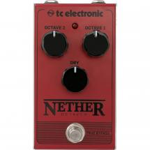 TC Electronic Nether Octaver pitch-shift effects pedal