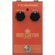 TC Electronic Iron Curtain Noise Gate effects pedal