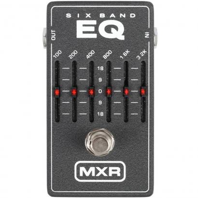 MXR M109 6-Band Equalizerpedal