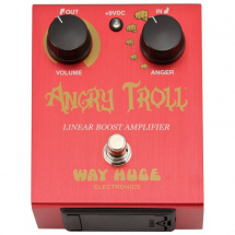 Way Huge WHE101 Angry Trolll Boost Pedal