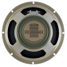 Celestion G10 Greenback Gitarrenlautsprecher 10 Zoll 30 W 16 Ohm