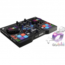 (B-Ware) Hercules DJ Control Instinct P8 Party Pack