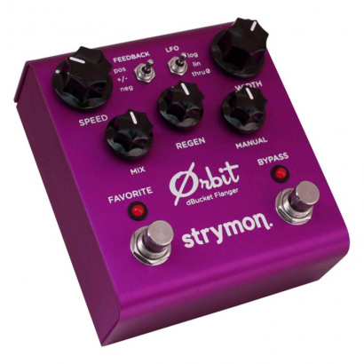 (B-Ware) Strymon Orbit dBucket Flanger -