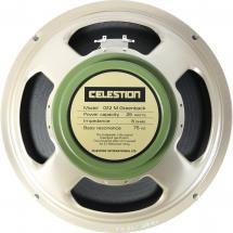 Celestion G12M Greenback Gitarrenlautsprecher 12 Zoll, 25 W, 8 Ohm